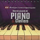 Tous les accords de piano et claviers
