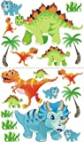 Best For Kids WANDSTICKER - SET ZUM KINDERBETT