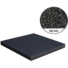 KOBWA Filtro de Esponja de Espuma para Acuario, 50 x 50 x 2 cm,