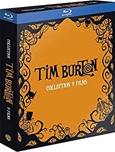 Tim Burton - Coffret 9 films [Blu-ray]