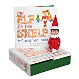 Elf on the Shelf: A Christmas Tradition (blue-eyed girl)