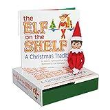 Elf On The Shelf Figura navideña de un Elfo, decoración