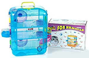 Penthouse 3 Hamster Cage