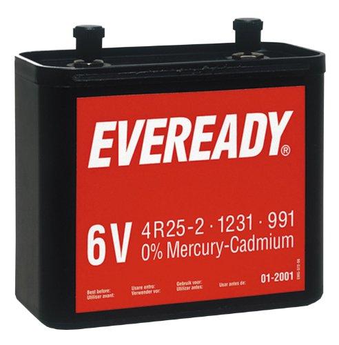 Energizer 614076 - Batterie 6V - Eveready NR825