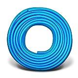 Super Nobelair Soft Tuyau pour air comprimé Tricoflex Compresseur Tuyau en PVC Bleu, 12,7x 3,15mm 50m