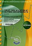 Telecharger Livres Droit des societes et autres groupements Candidats a l UE 2 du DCG Etudiants en licence CCA ou de gestion Etudiants CNAM INTEC Etudiants des ecoles de commerce et formation continue (PDF,EPUB,MOBI) gratuits en Francaise