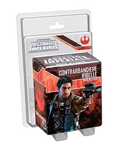 Asterion 9015-Juegos Assalto Imperial, contrabbandiere ribelle