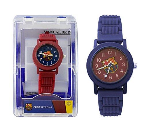 66076c9975b9 Seva Import Reloj pulsera infantil FC Barcelona analogico surtido
