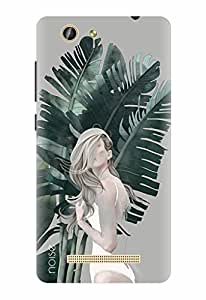 Noise Designer Printed Case/Cover for Gionee F103 Pro/Nature / Tropical Palms and Botanicals