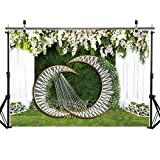 Halloween3 7ft by 5ft Wedding Backdrop