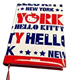 AGENDA POCKET HELLO KITTY-NEW YORK-12 X 15,5 CM