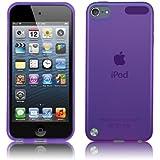 Housse de protection pour ASUS Zenfone 2ze550ml/ze551ml (non ze500cl)–slim case en Transparent mat de PrimaCase iPod Touch 5 / 5G 03.Lila