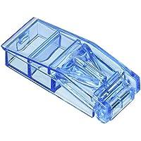healthandyoga (TM) Pille Splitter mit 2Staufächer | sicheres Design mit eingefahrener Klinge | geeignet für mehrere... preisvergleich bei billige-tabletten.eu