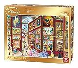 King 5263 Disney Galerie Puzzle, 1500Teile