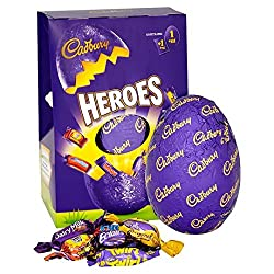 Cadbury Heroes Egg Large 274g