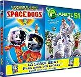 Space Dogs + Planète 51