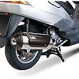 Pot d'Echappement Mivv Urban Suzuki Burgman 125 02-06 Système Complète