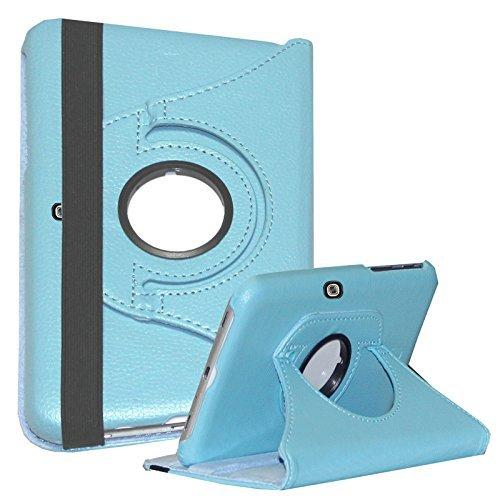 Galaxy Tab 310.1Fall-jytrend (R) drehbarer Ständer Cover für Samsung Galaxy Tab 310,1GT-P5210P5200P5220gt-p5210zwyxar gt-p5200zwadbt gt-p5220zwadbt gt-p5220gnaxfu, Blau (Samsung Galaxy S 3 Otterbox)