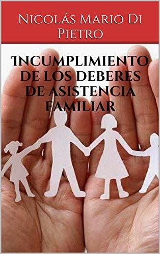 Incumplimiento de los deberes de asistencia familiar
