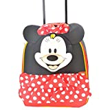 Disney Ultimate Upright 50/16 Minnie Equipaje Infantil, 25 Litros, Multicolor