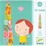 Djeco Forest Stacking Boxes Toddler Toy