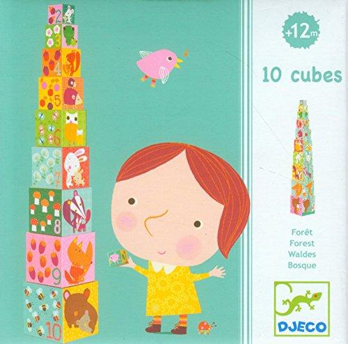 10 Forest blocks