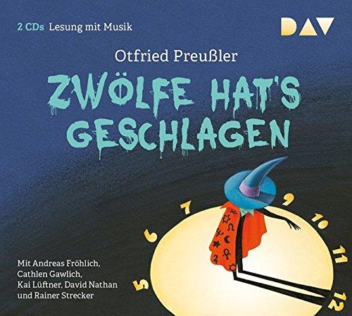 Zwölfe hat's geschlagen: Lesung mit Musik mit Andreas Fröhlich, Cathlen Gawlich u.v.a. (2 - Für Halloween-musik Jugendliche