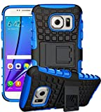 Samsung Galaxy S7 Hülle silicone Case Cover Nnopbeclik® Schutzhülle antichoc Hard Cover Case mit stander, Schutzhülle Pr
