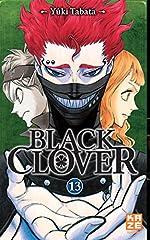 Black Clover T13 de Yûki Tabata