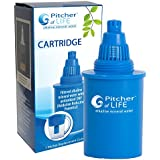 Pitcher of Life Alkaline Water Pitcher (2nd Generation) Replacement Filter by Life Ionizer