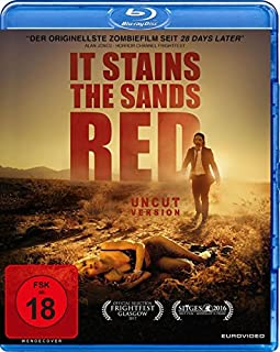 It Stains the Sands Red - Uncut [Blu-ray]