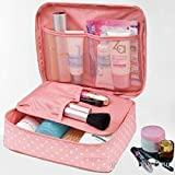 ERHETUS Multipurpose Travel Cosmetic Makeup Case   Inner Ware Storage Organizer & Travelling Pouches for Women   Multi Pocket