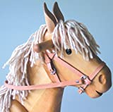 Helga Kreft Helga kreft5003530x 25x 3cm Natur Zaumzeug für Schaukelpferd