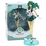 Sailor Moon Figuarts Zero Sailor Neptune KaiOu Michiru PVC Figure da Collezione Model Toy 20cm