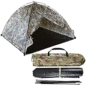 51WRuufclTL. SS300  - Kids Army Combat Play Camping Garden Dome Festival Travel Tent Den BTP Army Camo