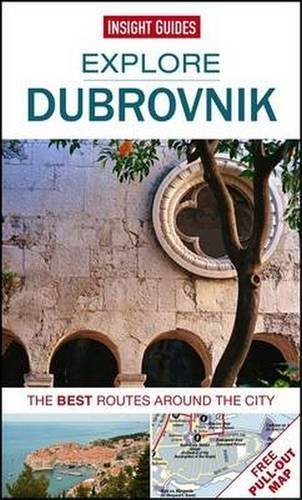 Insight Guides: Explore Dubrovnik (Insight Explore Guides) by Insight Guides (2015-08-01)