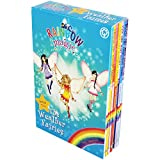 Picture Of Rainbow Magic - The Weather Fairies - Series 2 Book Collection