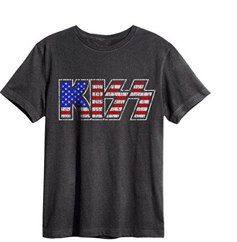Ramones Seal Logo T-shirt (S-XL) grigio X-Large