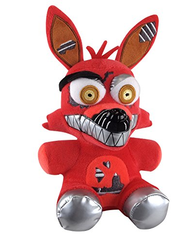 Five Nights At Freddys - Foxy Nightmare Plush - 15cm 6""