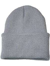 Elecenty Cappello da unisex sci invernale caldo Berretto elasticizzato con  cappuccio inverno autunno sci all 55790aed0b7b