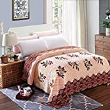 3, 120X200Cm Print Blanket Fleece Soft Multifunction Blankets Thin Plaids Can Use As Bedsheet/Sofa Throws