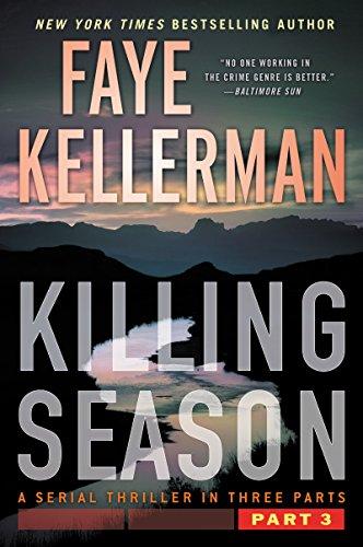 Killing Season Part 3 (A Serial Thriller in Three Parts) (English Edition)