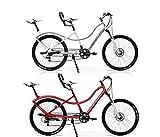 SPEEDCROSS Fahrrad Tandem Compact Competition H26, titan