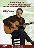 Easy Steps To Acoustic Blues Guitar: 2 - Essentials Of Fingerstyle Blues [DVD] [Region 1] [NTSC]