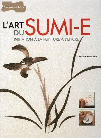 L'art du Sumi-e : Initiation à la peinture à l'encre