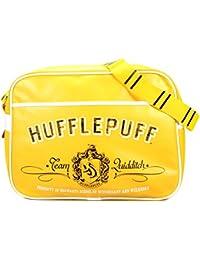 Harry Potter Hufflepuff Crest Retro Tasche