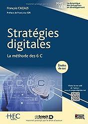 Stratégies digitales : La méthode des 6 C