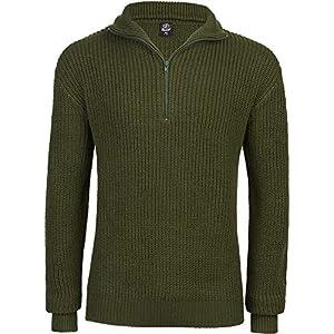 Brandit Marine Pullover Troyer