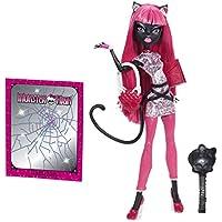 Mattel Monster High BJM63 - Bambola Catty