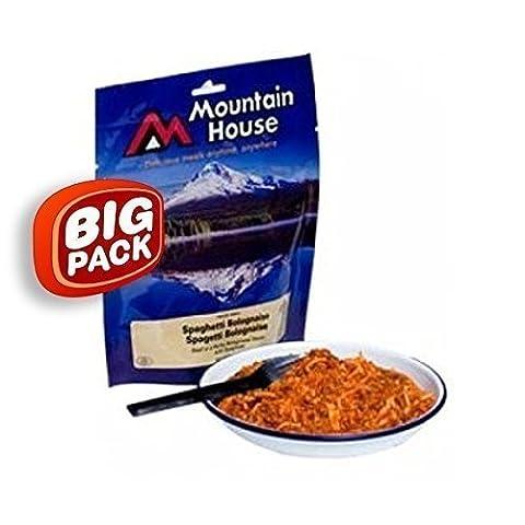 Mountain House Spaghetti Bolognese - Serves 2